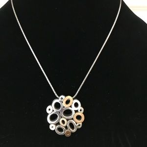 Brighton double-sided necklace